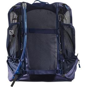 Salomon Skin Pro 10 Bag Set Purple Opulence/Medieval Blue
